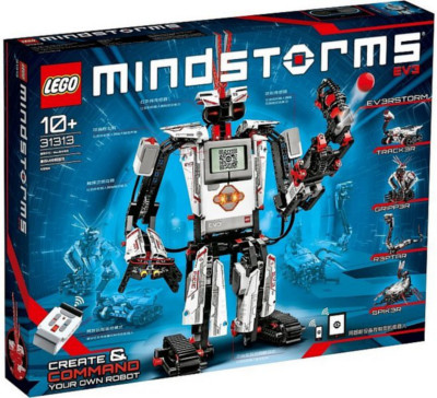Lego Mindstorms EV3 - Educational Robot Kit