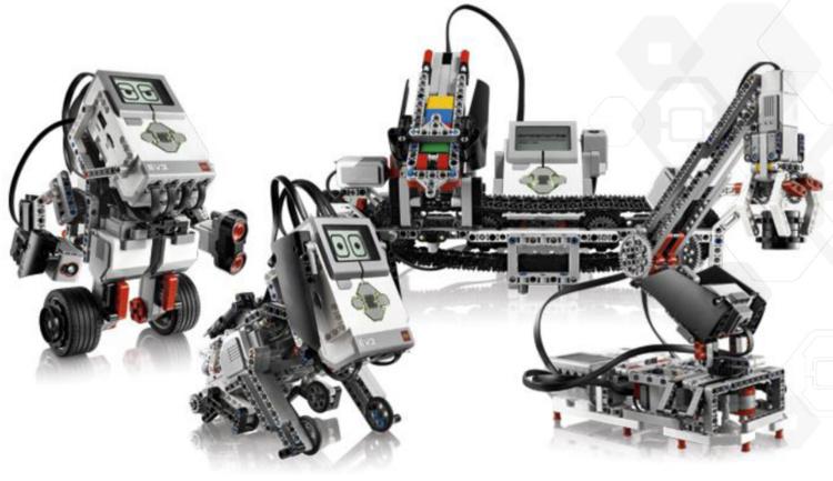 Lego Mindstorms EV3 Education Kit ref. 45544 + Software » IBEROBOTICS