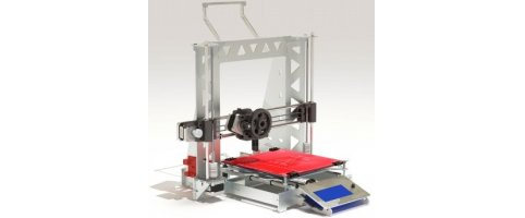 P3Steel PRO 3D printer (easy mounting kit)