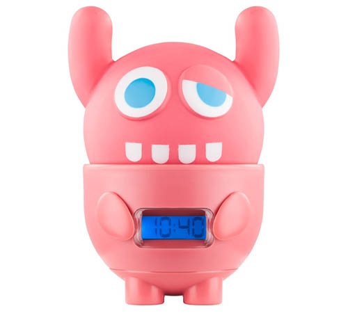 Pop Clocky Rosy alarm clock - <B>NEW!</B>