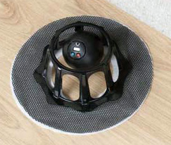 Automatic floor cleaner Robomop SoftBase