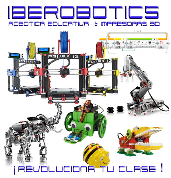 IBEROBOTICS Robotica Educativa