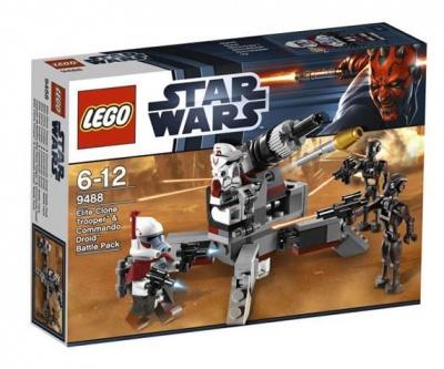 Lego Star Wars y City