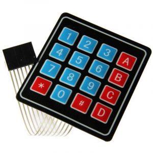teclado_ matricial_membrana_16 botones