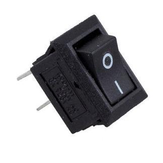 Interruptores, Conmutadores y Pulsadores