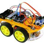 Robot Rover 4×4 smart car 4WD