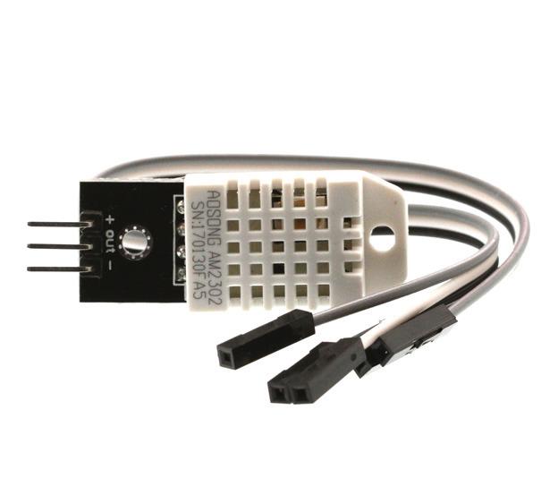 Digital dht22 temperatura y humedad-sensor-módulo am2302 con cable Jumper